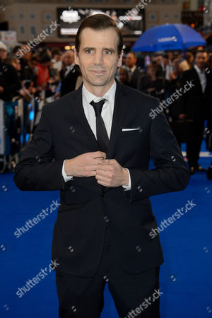 Mel Raido poses for photographers at the World Premiere for Legend at a central London cinema, London