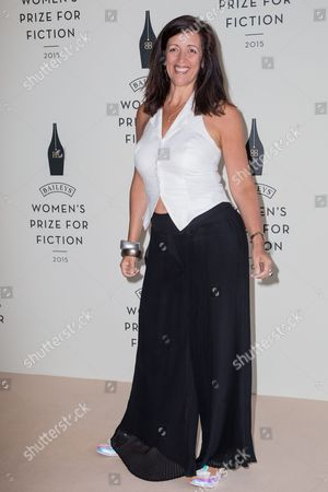 Editorial image of Britain Womens Fiction Awards Ceremony, London, United Kingdom