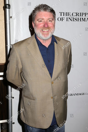 """Actor Pat Shortt attends the opening night party of """"The Cripple of Inishmaan"""", in New York"""