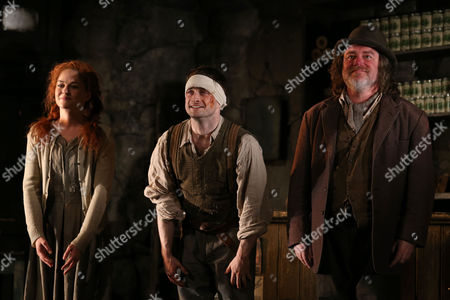 """Editorial photo of Broadway Opening Night of """"The Cripple Of Inishmaan"""", New York, USA"""