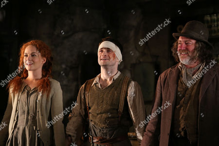 """Editorial picture of Broadway Opening Night of """"The Cripple Of Inishmaan"""", New York, USA"""