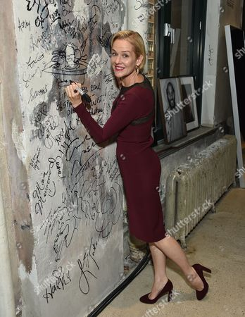 """Actress Penelope Ann Miller participates in the BUILD Speaker Series to discuss the film, """"The Birth of a Nation"""", at AOL Studios, in New York"""