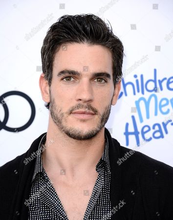 Actor Josh Kloss arrives at the Children Mending Hearts Style Sunday on in Beverly Hills, Calif