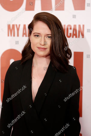 Mackenzie Meehan seen at Clarius Entertainment Los Angeles Premiere of 'My All American' at The Grove, in Los Angeles, CA