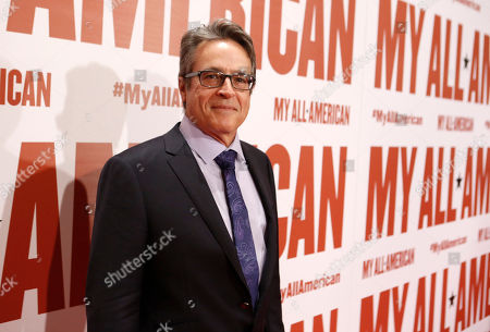 Director Angelo Pizzo seen at Clarius Entertainment Los Angeles Premiere of 'My All American' at The Grove, in Los Angeles, CA