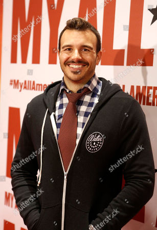 Editorial image of Clarius Entertainment Premiere of 'My All American', Los Angeles, USA