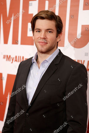 Richard Kohnke seen at Clarius Entertainment Los Angeles Premiere of 'My All American' at The Grove, in Los Angeles, CA