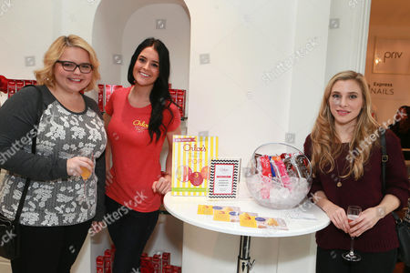 """Editorial image of Colgate® Optic White® Beauty Bar at The Selma House in â?"""" Day 2, Los Angeles, USA"""