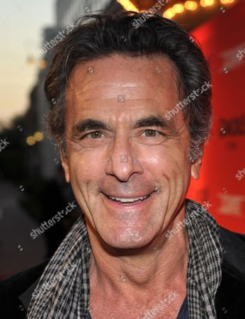 """Robin Thomas attends the screening of """"Cleaners"""" at Sony Pictures Studio's Cary Grant Theater, in Culver City, Calif"""