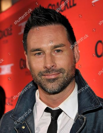 Writer/director Paul Leyden attends the screening of 'Cleaners' at Sony Pictures Studio's Cary Grant Theater, in Culver City, Calif