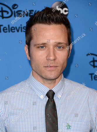 Actor Seamus Dever arrives at the Disney/ABC 2013 Summer TCA Party at the Beverly Hilton Hotel on in Beverly Hills, Calif