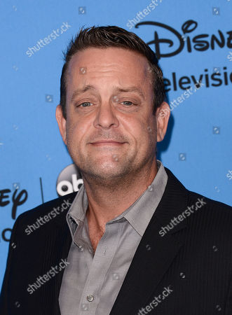 Stock Photo of Actor Lenny Venito arrives at the Disney/ABC 2013 Summer TCA Party at the Beverly Hilton Hotel on in Beverly Hills, Calif
