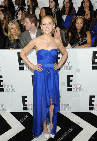 Editorial image of E! Network 2013 Upfront, New York, USA