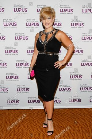 """Musical artist Tessanne Chin seen at the Lupus Foundation of America's """"Evening of Hope"""" Gala, on in New York"""