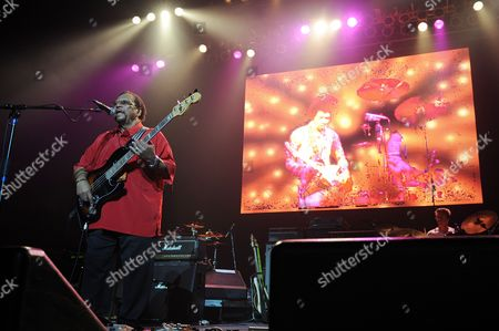 Billy Cox of the Jimi Hendrix band performs on opening night of the Experience Hendrix 2014 Tour at the Seminole Hard Rock Hotel and Casinos' Hard Rock Live on in Hollywood, Florida