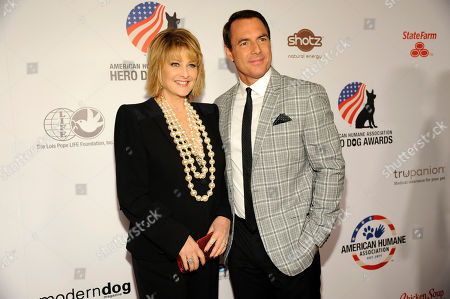 Editorial photo of Fourth Annual Hero Dog Awards - Arrivals, Beverly Hills, USA