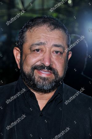 """Actor Alejandro Patino is seen at the premiere of FX Network's series """"The Bridge"""" on in Los Angeles, California"""