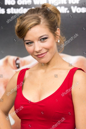 """Savannah Wise attends the """"Here Comes the Boom"""" premiere on in New York"""