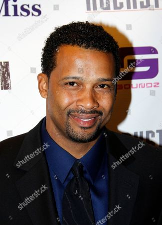 Actor Trae Ireland attends Holla II Movie Premiere - NYC on Wed, at AMC Empire 25 in New York. NY
