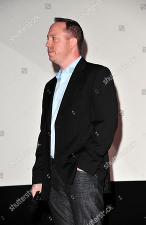 Michael Thurmeier arrives at the Ice Age 4 Continental Drift Gala Screening at Empire Leicester Square, on in London