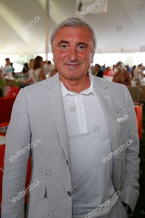 Julian Niccolini seen at the James Beard Foundation's Chefs & Champagne event at the Wolffer Estate, on in Sagaponack, N.Y