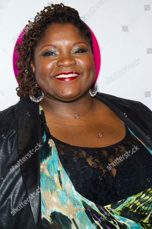 Stock Image of Shelley Wade attends Z100's Jingle Ball on in New York