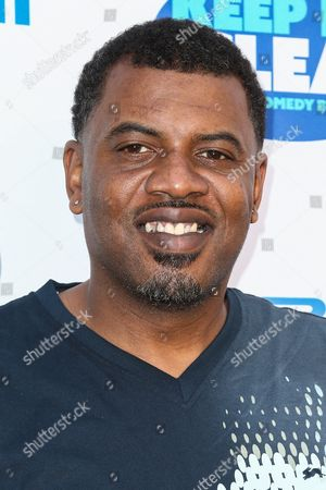 Slink Johnson attends the Keep it Clean Live Comedy Benefit held at Avalon Hollywood, in Los Angeles