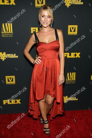 """Actress Sadie Katz arrives at the premiere of """"Generation Iron"""" at the Chinese 6 Theatres on in Los Angeles"""