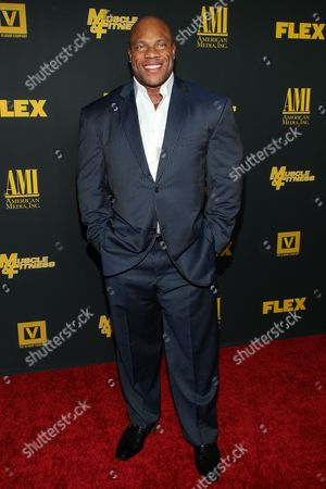 "Editorial image of LA Premiere of ""Generation Iron"", Los Angeles, USA"