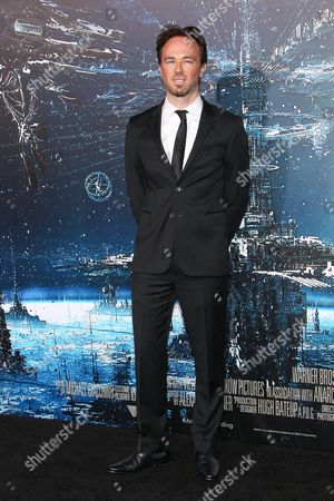 Kick Gurry attends the premiere of Warner Bros. Pictures' 'Jupiter Ascending' at TCL Chinese Theatre on in Hollywood, Calif