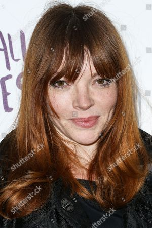"""Nicole LaLiberte attends the LA Premiere of """"The Adderall Diaries"""" held at ArcLight Hollywood, in Los Angeles"""