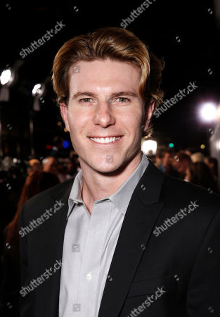 "Lance Broadway arrives at the LA premiere of ""Rogue"" at the ArcLight Hollywood on in Los Angeles"