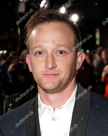 "Stock Picture of Eric Landin arrives at the LA premiere of ""Rogue"" at the ArcLight Hollywood on in Los Angeles"