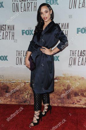 "Editorial image of LA Premiere Screening Of ""The Last Man On Earth"", Los Angeles, USA"