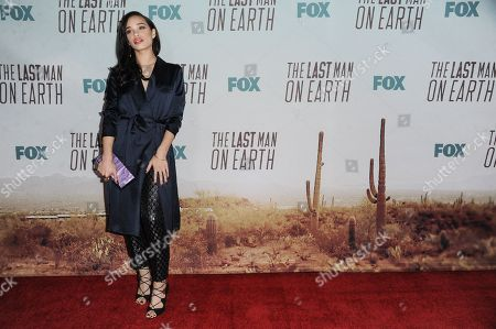 """Editorial picture of LA Premiere Screening Of """"The Last Man On Earth"""", Los Angeles, USA"""