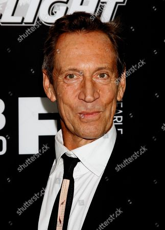 """Actor Jonathan Hyde seen at LA Premiere Screening of """"The Strain"""" - Arrivals at DGA Theater, in Los Angeles, California"""