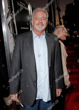 """Stock Image of Executive Producer Gregory Goodman attends the special screening of """"Captain Phillips"""" at The Academy of Motion Picture Arts and Sciences on in Beverly Hills, Calif"""