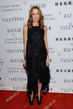 "Julia Koch attends ""An Evening Honoring Valentino"" gala, hosted by the Lincoln Center Corporate Fund, at Alice Tully Hall, in New York"