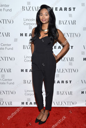 """Editorial image of Lincoln Center Presents """"An Evening Honoring Valentino"""", New York, USA"""