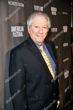 "Peter Riegert seen at Lionsgate's ""American Pastoral"" Premiere After Party at the 2016 International Film Festival, in Toronto"