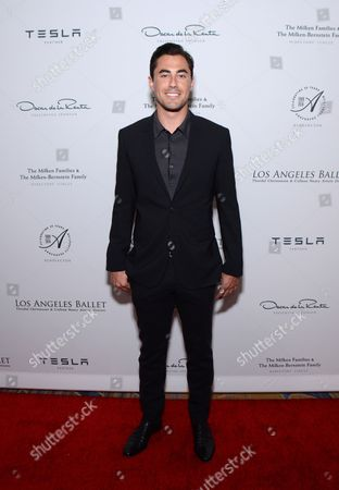 Scotty McKnight arrives at the Los Angeles Ballet Gala - Arrivals held at the Beverly Wilshire Hotel, in Beverly Hills, California