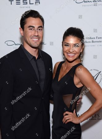 Editorial image of Los Angeles Ballet Gala - Arrivals, Beverly Hills, USA