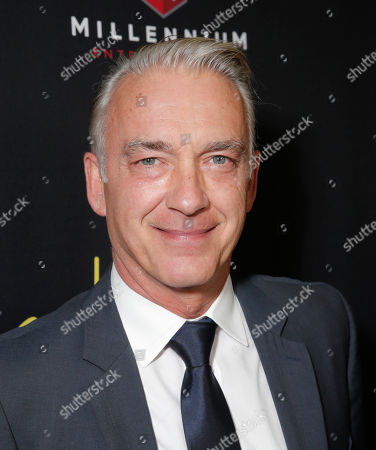 "Stock Picture of Christoph M. Ohrt attends the Los Angeles Premiere of Millenium Entertainment's ""Reach Me"" at Chinese 6 Theaters on in Los Angeles"