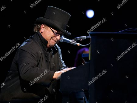 David Paich performed as part of the Michael McDonald and Toto co-headlining tour at the Fox Theatre, in Atlanta, Ga