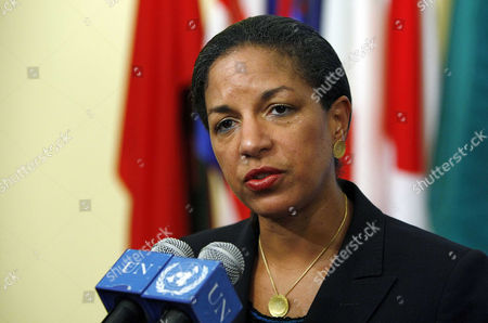 Susan E. Rice, Permanent Representative of the United States of America to the United Nation
