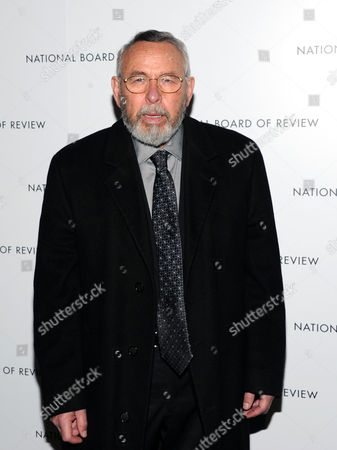 Stock Image of Ex-CIA officer Tony Mendez attends the National Board of Review Awards gala at Cipriani 42nd St. on in New York