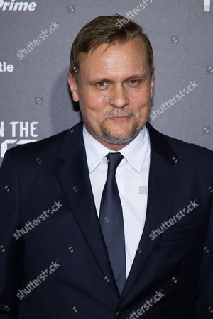 "Carsten Norgaard attends the Amazon original series ""The Man in the High Castle"" premiere event at Alice Tully Hall, in New York"