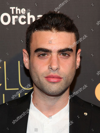 """Edan Pinto attends the premiere of """"Club Life"""" at Regal Cinemas Union Square, in New York"""