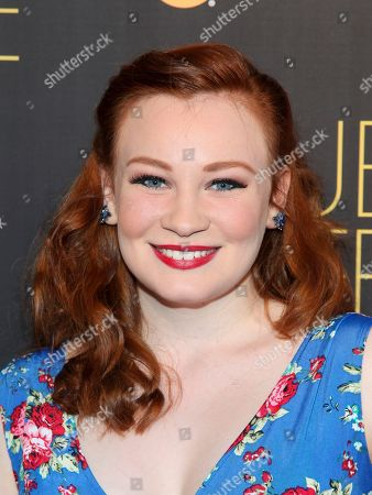 """Stock Photo of Anne Clare Gibbons-Brown attends the premiere of """"Club Life"""" at Regal Cinemas Union Square, in New York"""
