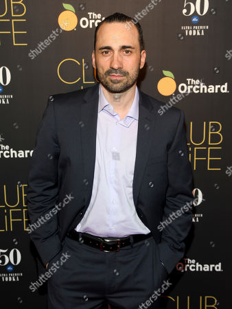 """Editorial photo of NY Premiere Of """"Club Life"""", New York, USA"""